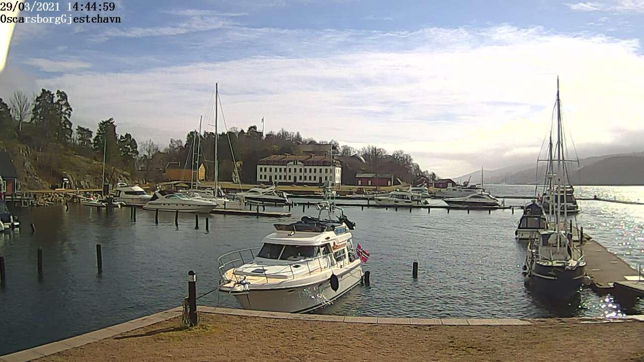 Webcam Kaholmene, Frogn, Akershus, Norwegen